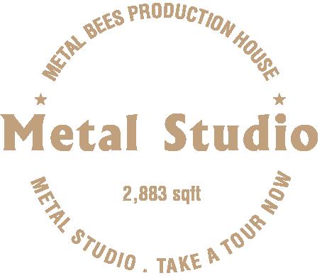 Metal Studio Metal Bees
