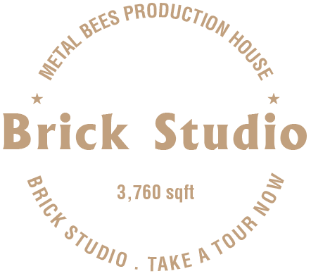 Photography Studio Rental | Brick Studio