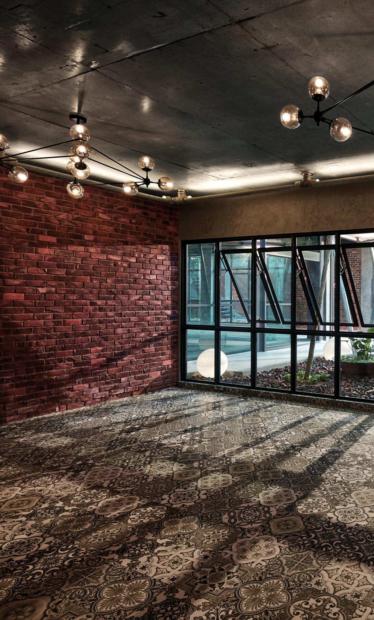 Brick Studio Reception