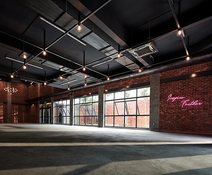 Brick Studio Main Hall