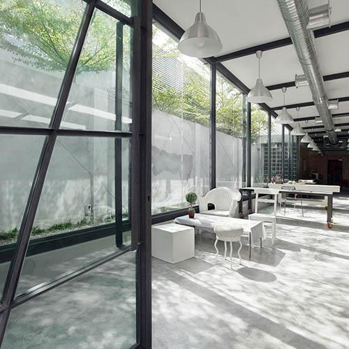 Reception | The Raw Studio